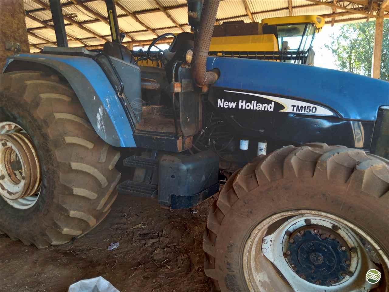 TRATOR NEW HOLLAND NEW TM 150 Tração 4x4 Central Agro CASCAVEL PARANÁ PR