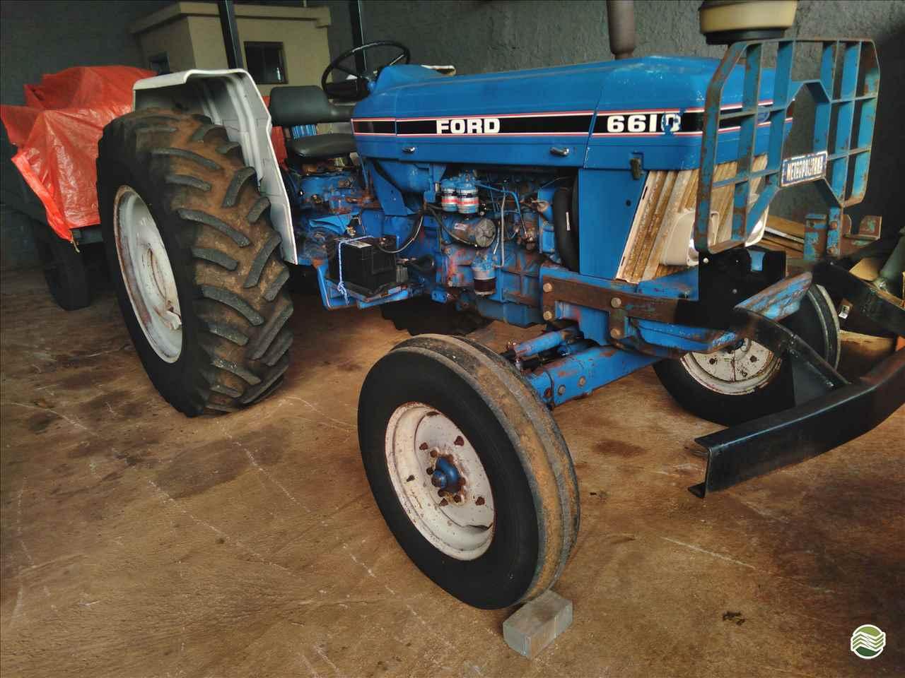 TRATOR FORD FORD 6610 Tração 4x2 Central Agro CASCAVEL PARANÁ PR