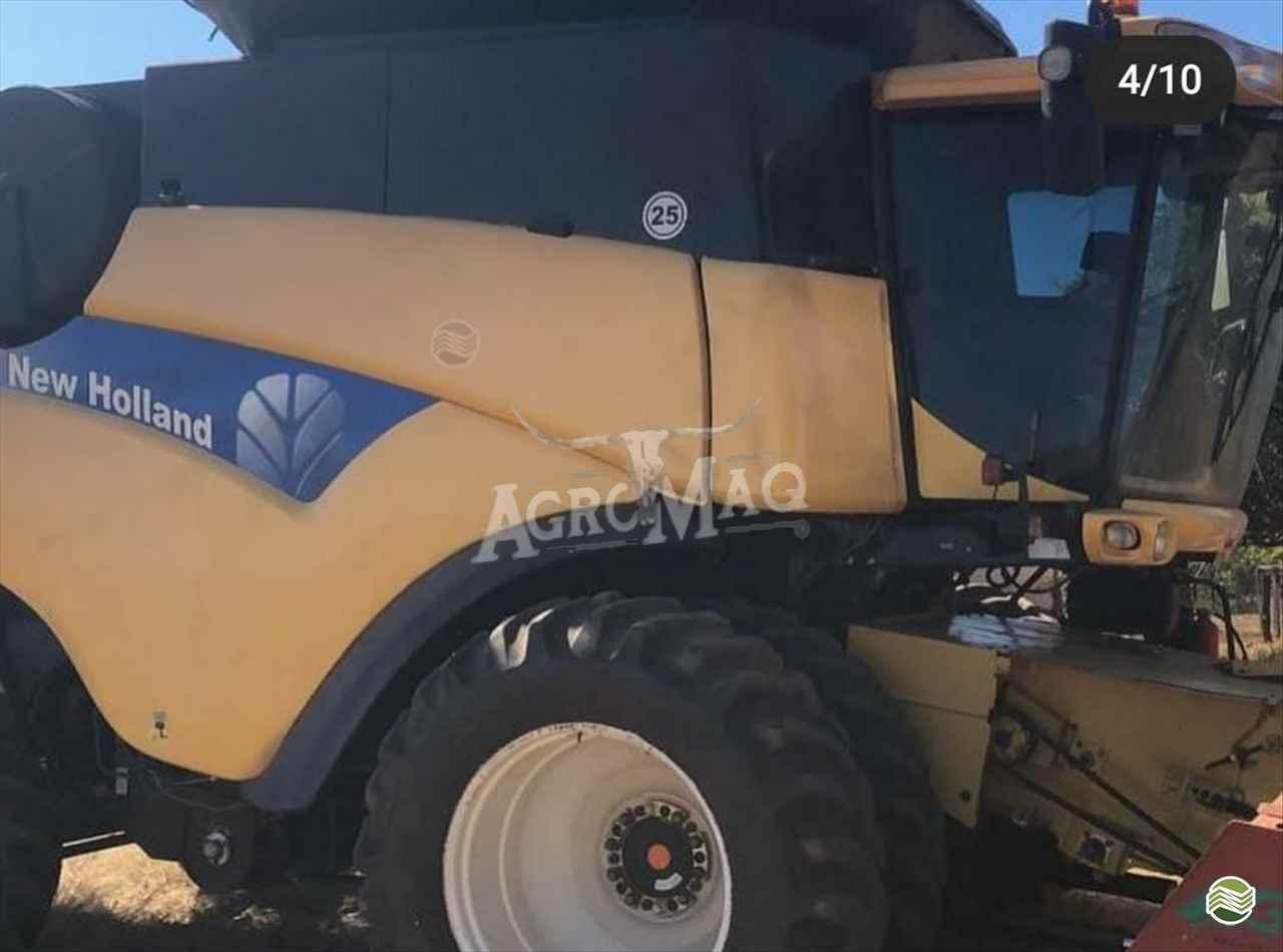 COLHEITADEIRA NEW HOLLAND CR 9060 Agromaq  CAMPO NOVO DO PARECIS MATO GROSSO MT