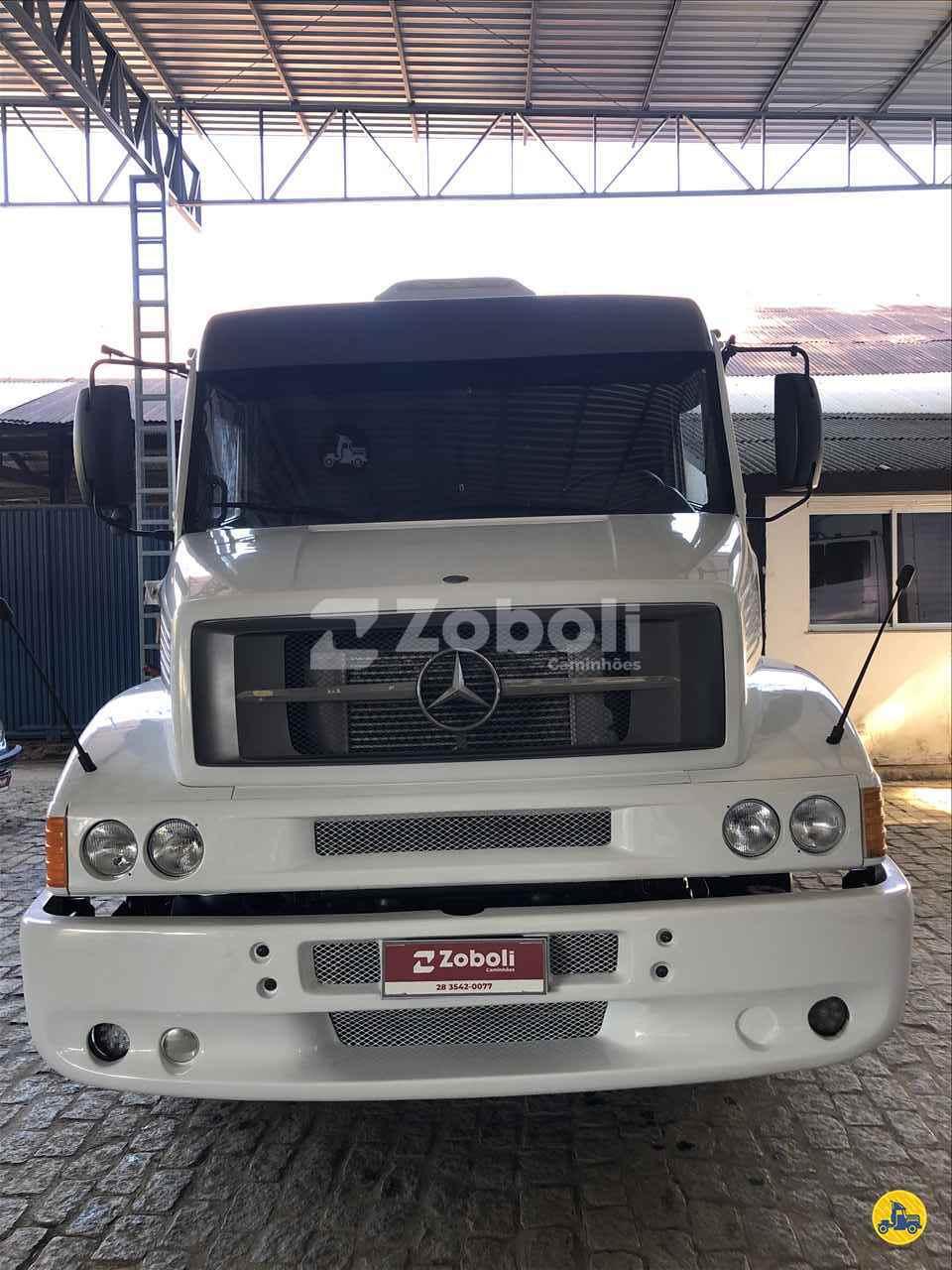 CAMINHAO MERCEDES-BENZ MB 1634 Cavalo Mecânico Toco 4x2 Zoboli Caminhões CASTELO ESPÍRITO SANTO ES