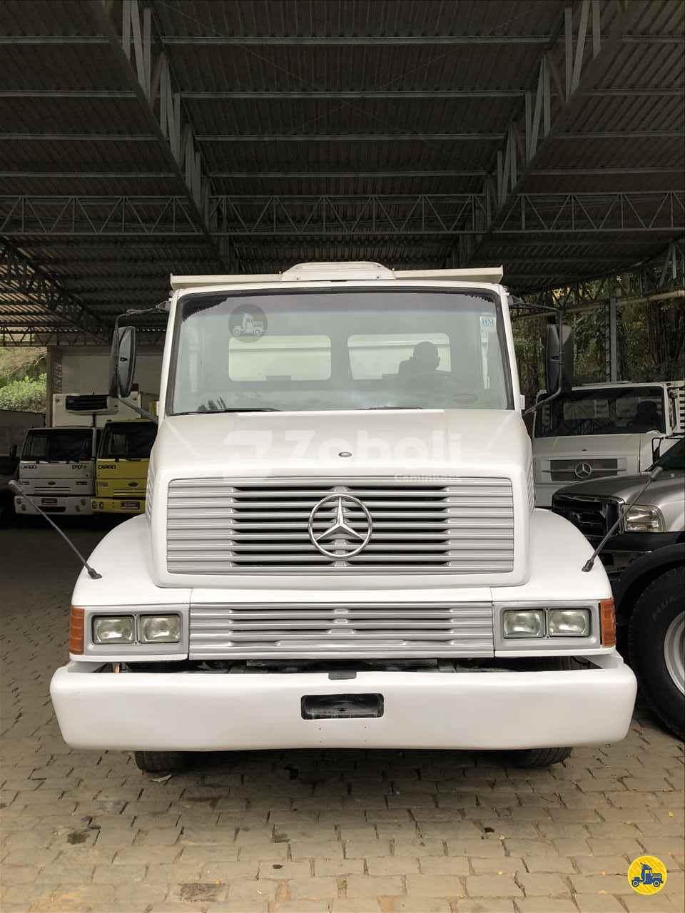 CAMINHAO MERCEDES-BENZ MB 1618 Caçamba Basculante Truck 6x2 Zoboli Caminhões CASTELO ESPÍRITO SANTO ES