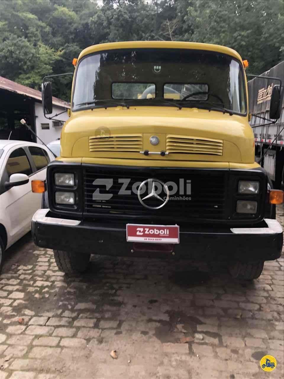 CAMINHAO MERCEDES-BENZ MB 1513 Tanque Pipa Toco 4x2 Zoboli Caminhões CASTELO ESPÍRITO SANTO ES