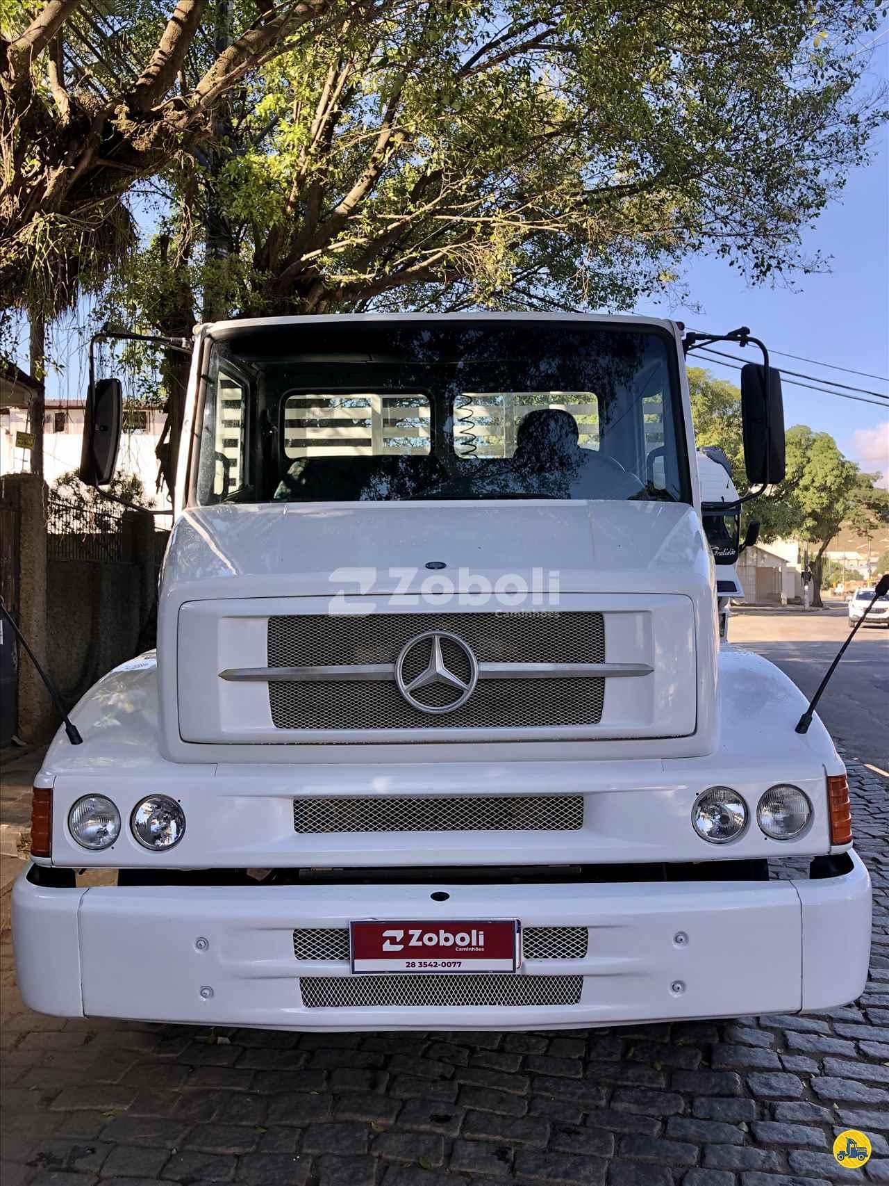 CAMINHAO MERCEDES-BENZ MB 1620 Carroceria Cabine Suplementar Truck 6x2 Zoboli Caminhões CASTELO ESPÍRITO SANTO ES