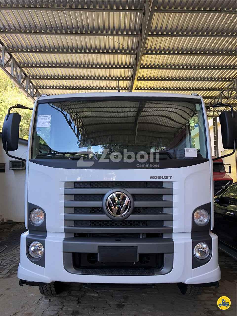 VW 26260 de Zoboli Caminhões - CASTELO/ES