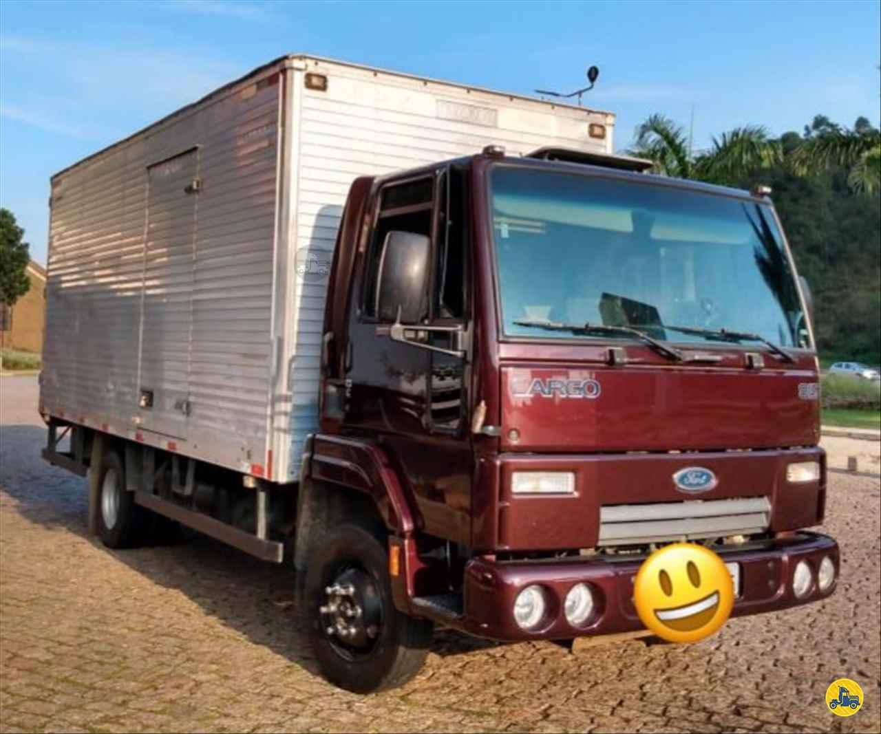 CAMINHAO FORD CARGO 815 Baú Furgão Toco 4x2 CRM Caminhões Curitiba CURITIBA PARANÁ PR