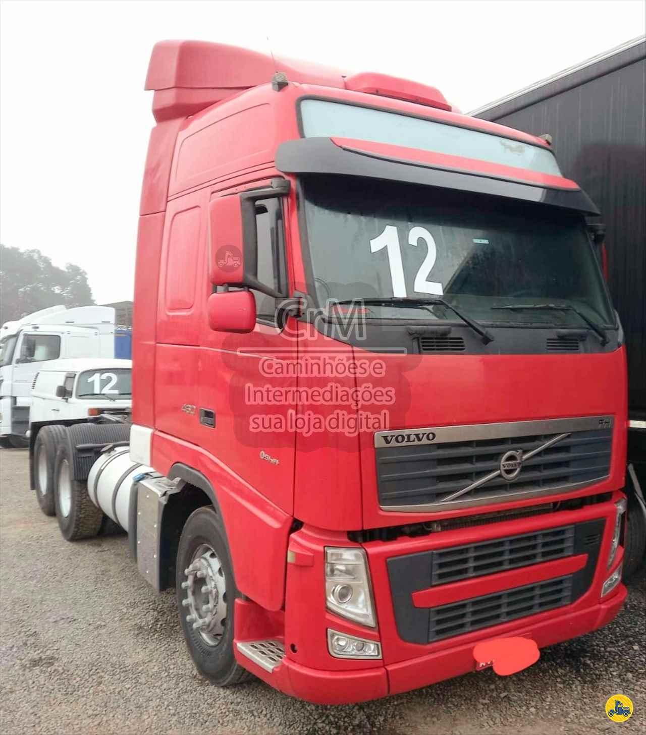 CAMINHAO VOLVO VOLVO FH 460 Cavalo Mecânico Truck 6x2 CRM Caminhões Curitiba CAMPINA GRANDE DO SUL PARANÁ PR