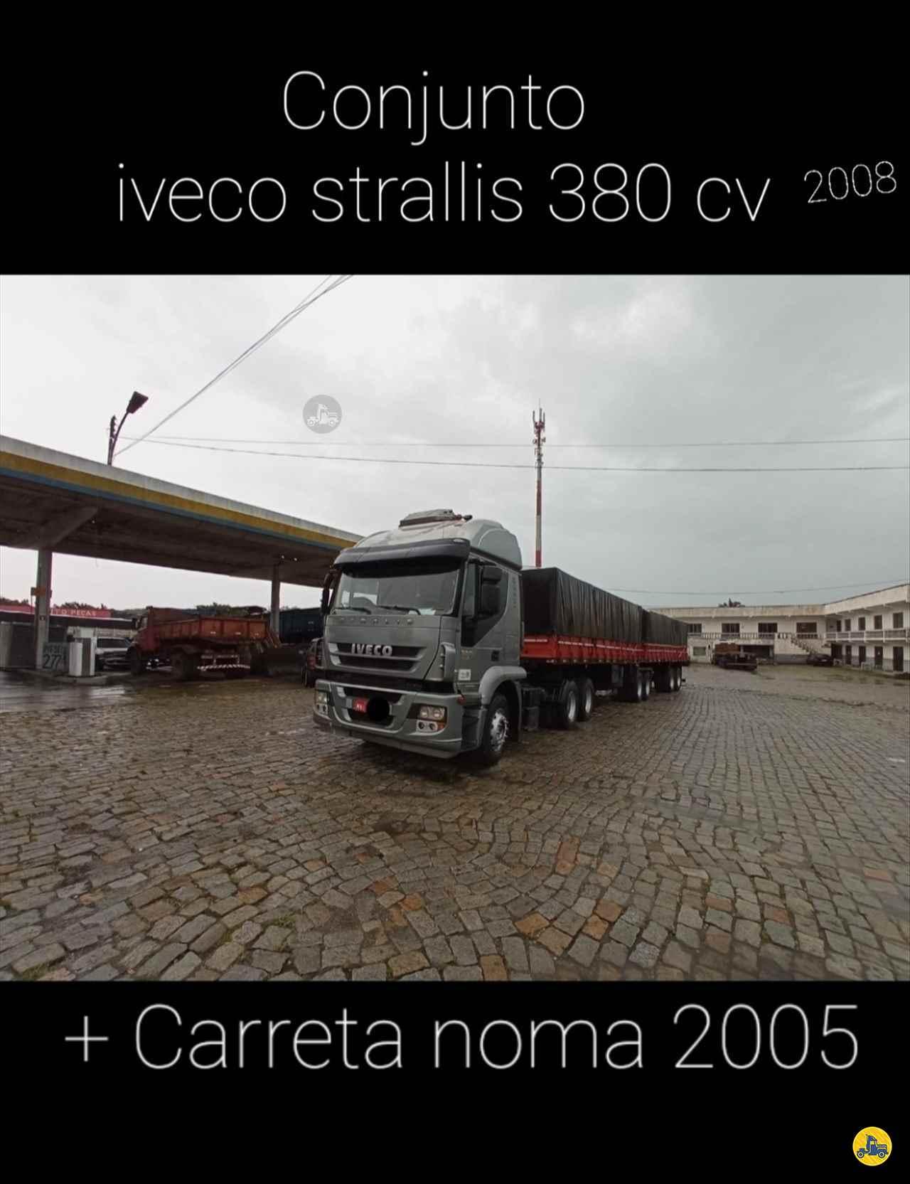 CAMINHAO VOLVO VOLVO FH12 380 Cavalo Mecânico Truck 6x2 CRM Caminhões Curitiba CAMPINA GRANDE DO SUL PARANÁ PR