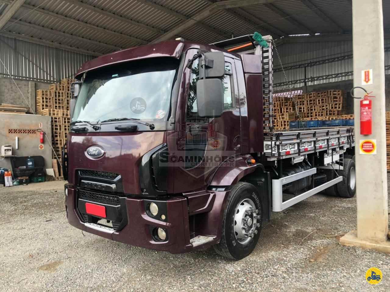 CAMINHAO FORD CARGO 2428 Carga Seca Truck 6x2 Só Caminhões Curitiba CURITIBA PARANÁ PR