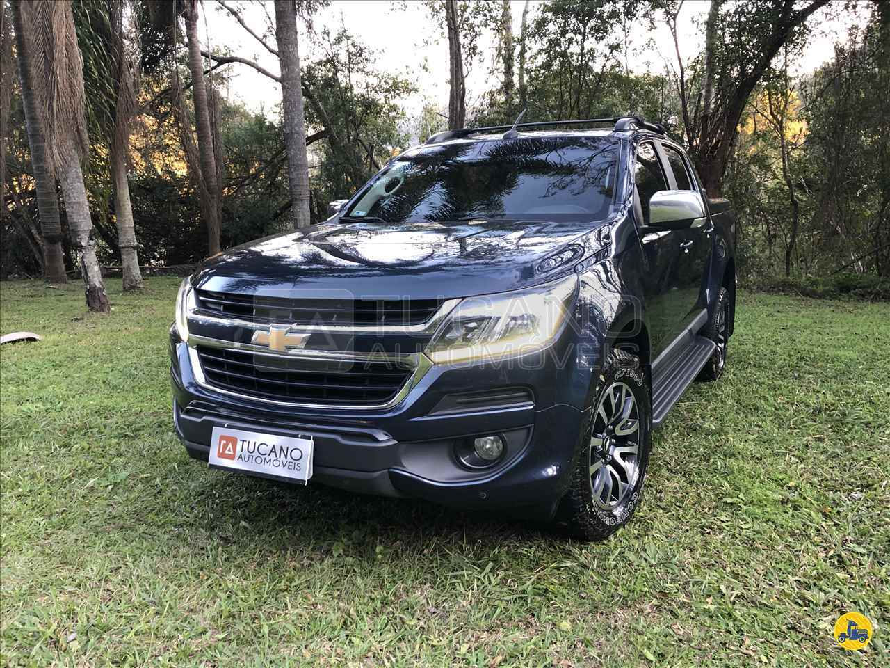 CARRO GM - Chevrolet S10 2.8 CD High Country Tucano Automóveis ALFREDO WAGNER SANTA CATARINA SC