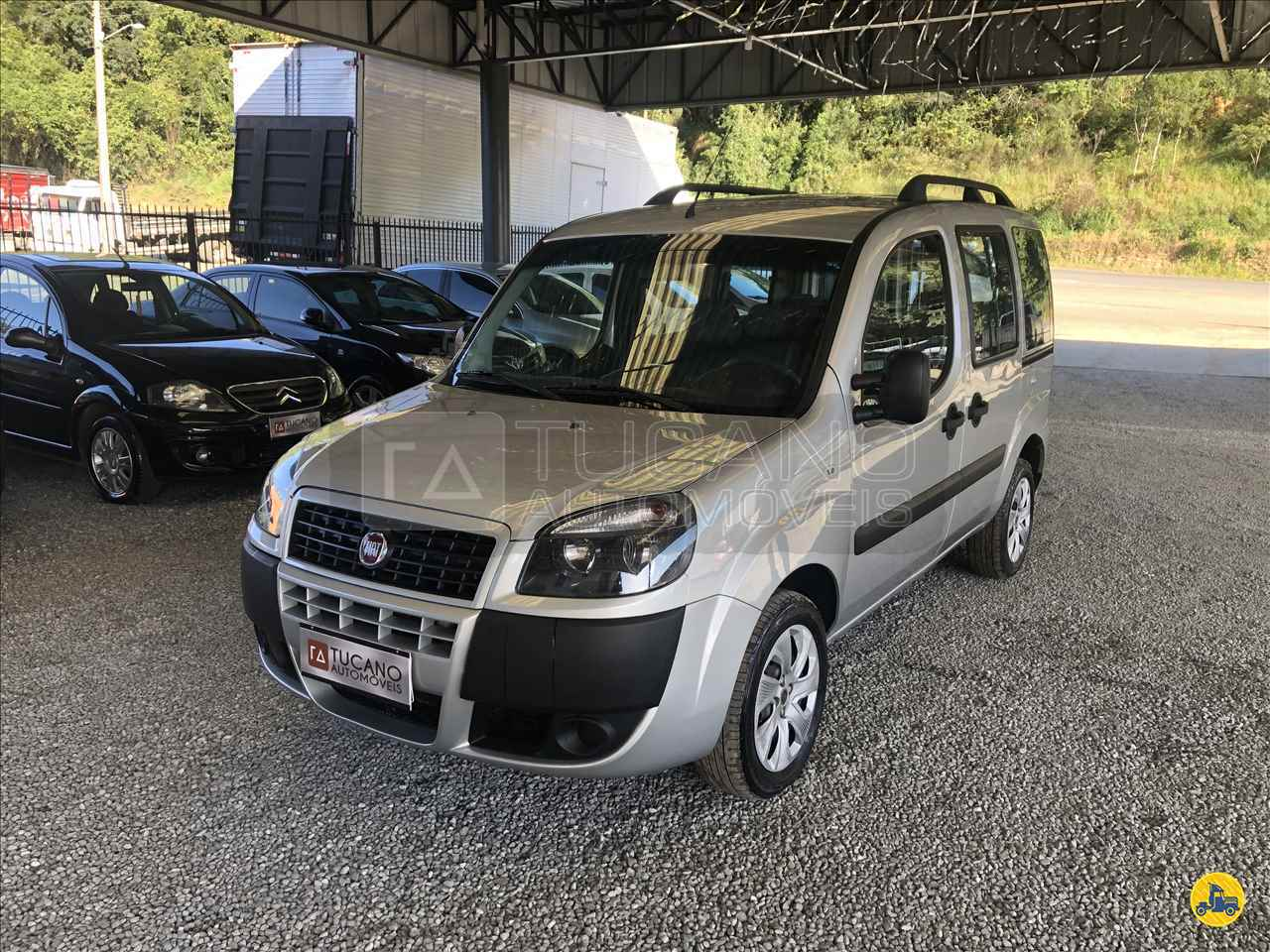 CARRO FIAT Doblo Essence 1.8 Tucano Automóveis ALFREDO WAGNER SANTA CATARINA SC