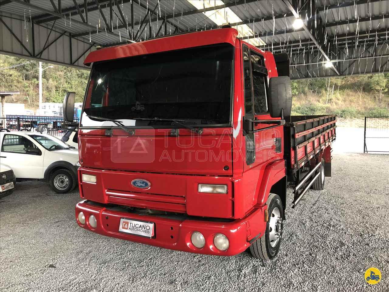 CAMINHAO FORD CARGO 816 Carga Seca 3/4 4x2 Tucano Automóveis ALFREDO WAGNER SANTA CATARINA SC