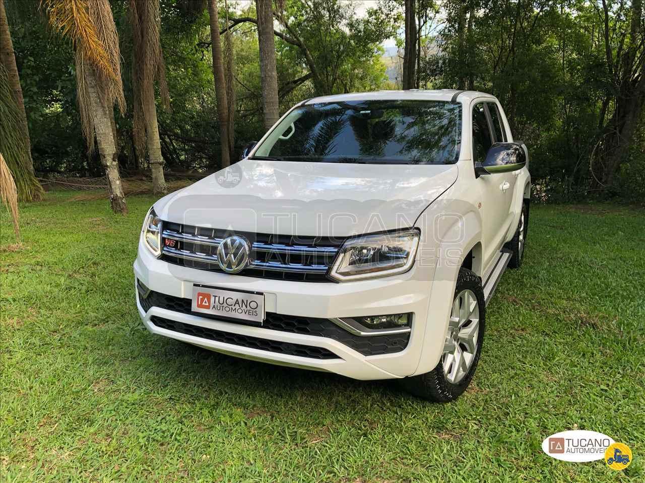 CARRO VW - Volkswagen Amarok Highline V6 Tucano Automóveis ALFREDO WAGNER SANTA CATARINA SC