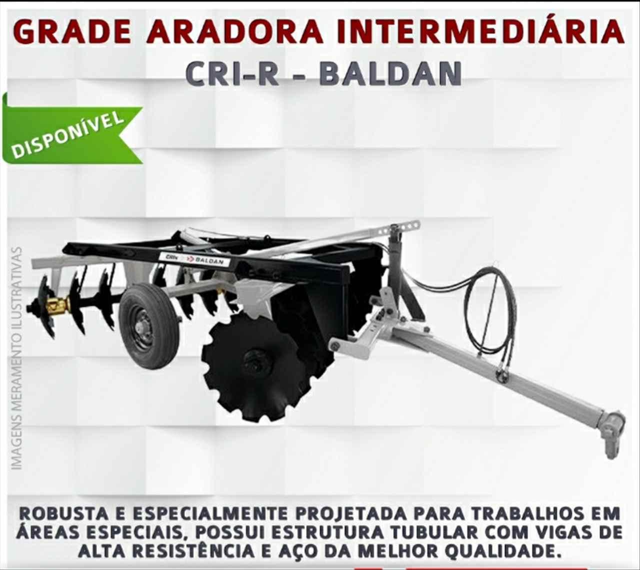 INTERMEDIÁRIA 16 DISCOS de Gerominho Implementos Agrícolas - UBERLANDIA/MG