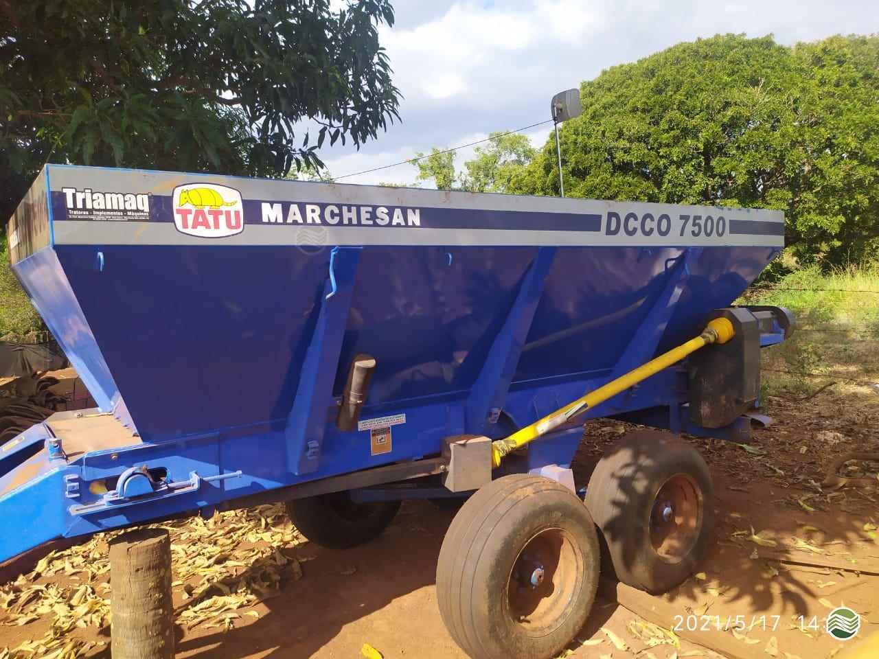 IMPLEMENTOS AGRICOLAS DISTRIBUIDOR CALCÁRIO 7500 Kg Gerominho Implementos Agrícolas UBERLANDIA MINAS GERAIS MG
