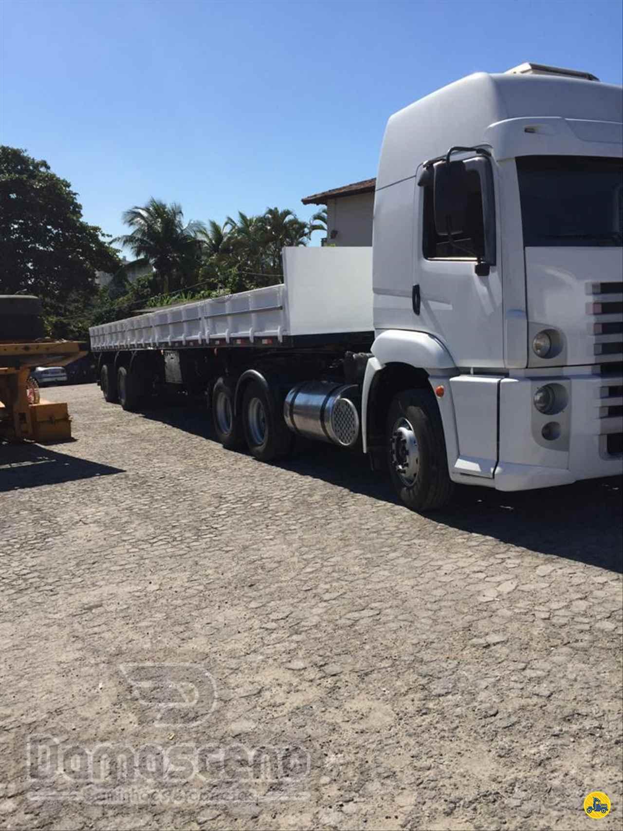 CARRETA SEMI-REBOQUE CARGA SECA Damasceno Caminhões e Carretas SERRA ESPÍRITO SANTO ES