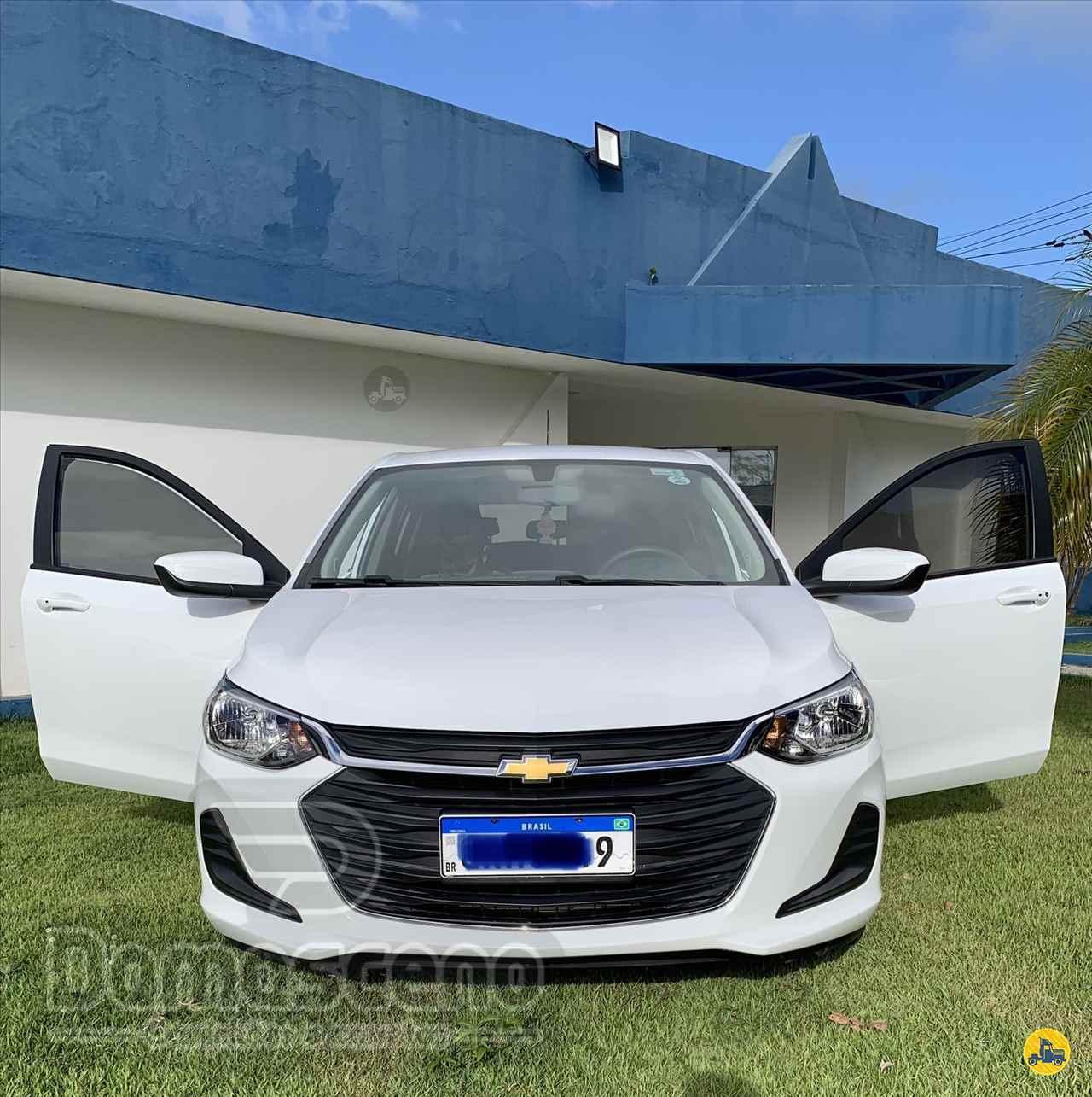 CARRO GM - Chevrolet Onix 1.0 LT Damasceno Caminhões e Carretas SERRA ESPÍRITO SANTO ES