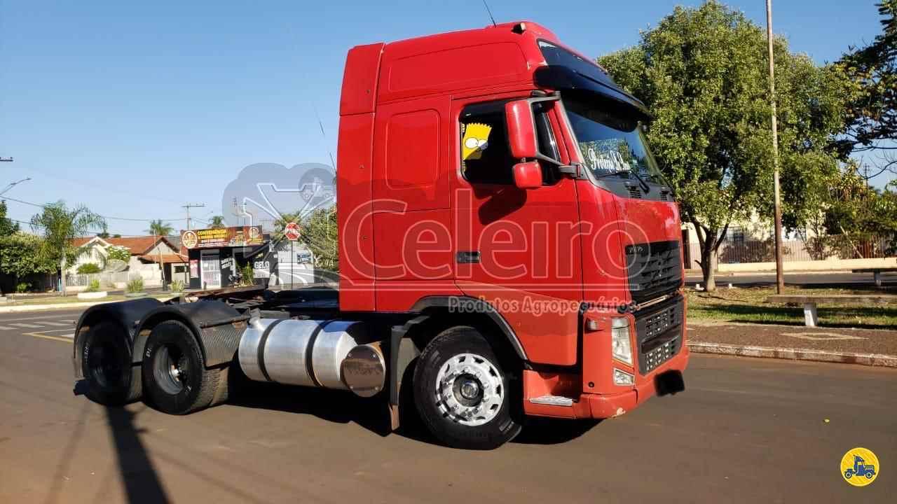 CAMINHAO VOLVO VOLVO FH 440 Cavalo Mecânico Truck 6x2 Celeiro Produtos Agropecuários GURINHATA MINAS GERAIS MG