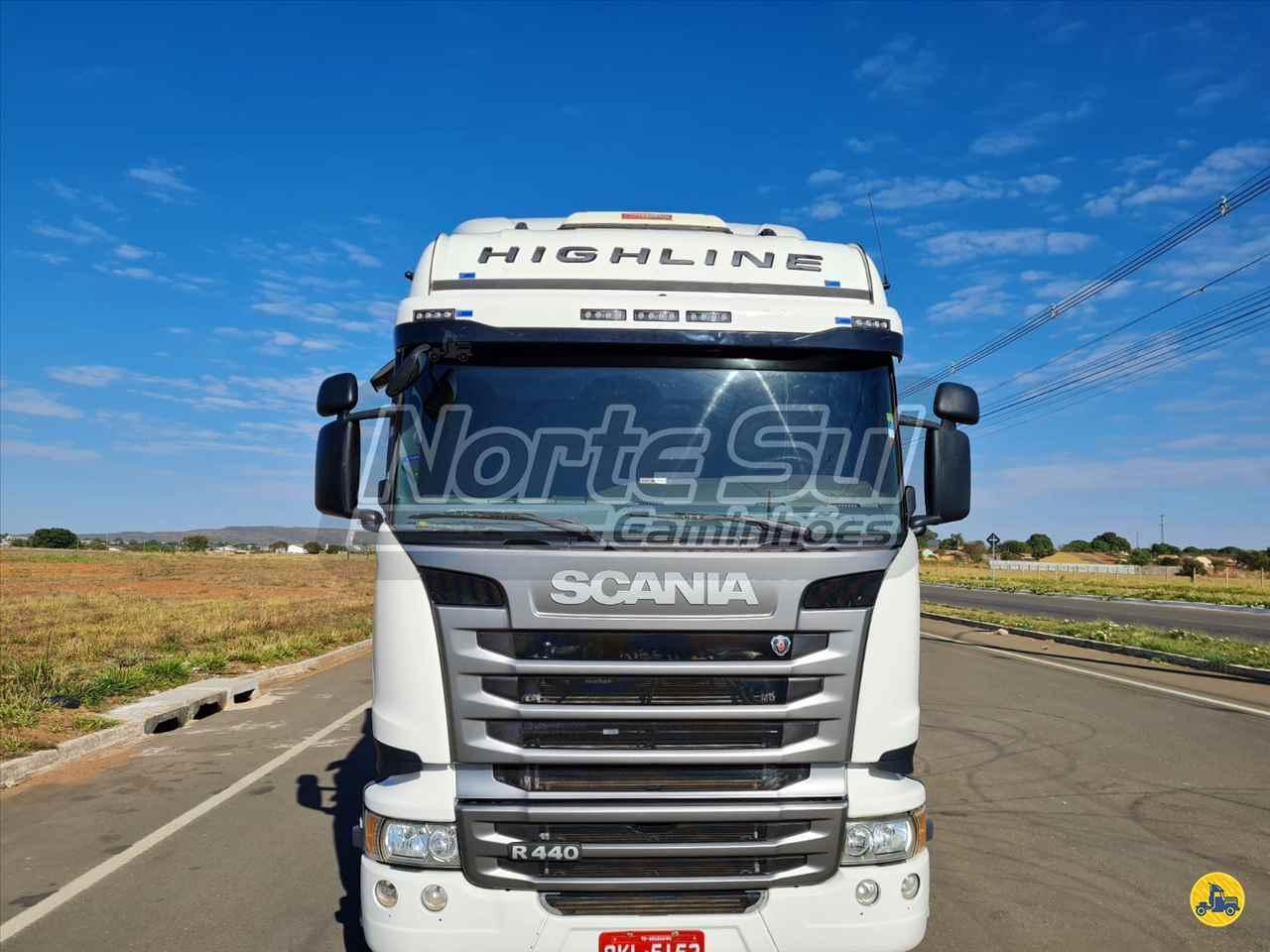 CAMINHAO SCANIA SCANIA 440 Cavalo Mecânico Truck 6x2 Norte Sul Caminhões GOIANIA GOIAS GO
