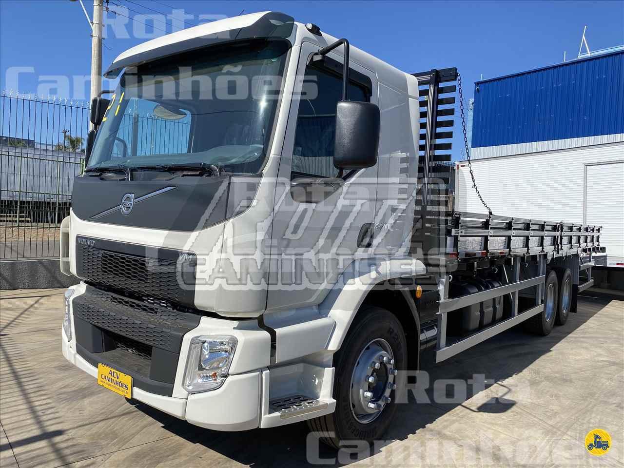 CAMINHAO VOLVO VOLVO VM 270 Carga Seca Truck 6x2 Rota Caminhões SUMARE SÃO PAULO SP