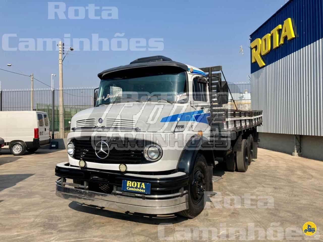 CAMINHAO MERCEDES-BENZ MB 1113 Carga Seca Truck 6x2 Rota Caminhões SUMARE SÃO PAULO SP
