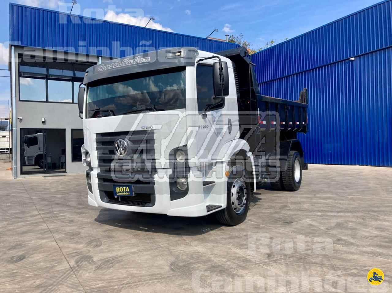 CAMINHAO VOLKSWAGEN VW 17190 Caçamba Basculante Toco 4x2 Rota Caminhões SUMARE SÃO PAULO SP