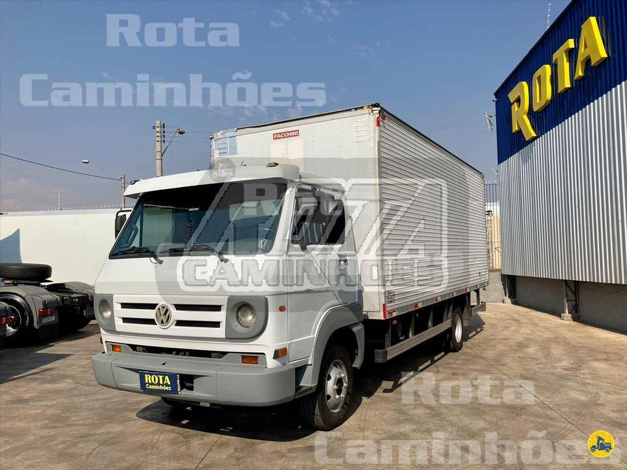CAMINHAO VOLKSWAGEN VW 9150 Baú Furgão 3/4 4x2 Rota Caminhões SUMARE SÃO PAULO SP