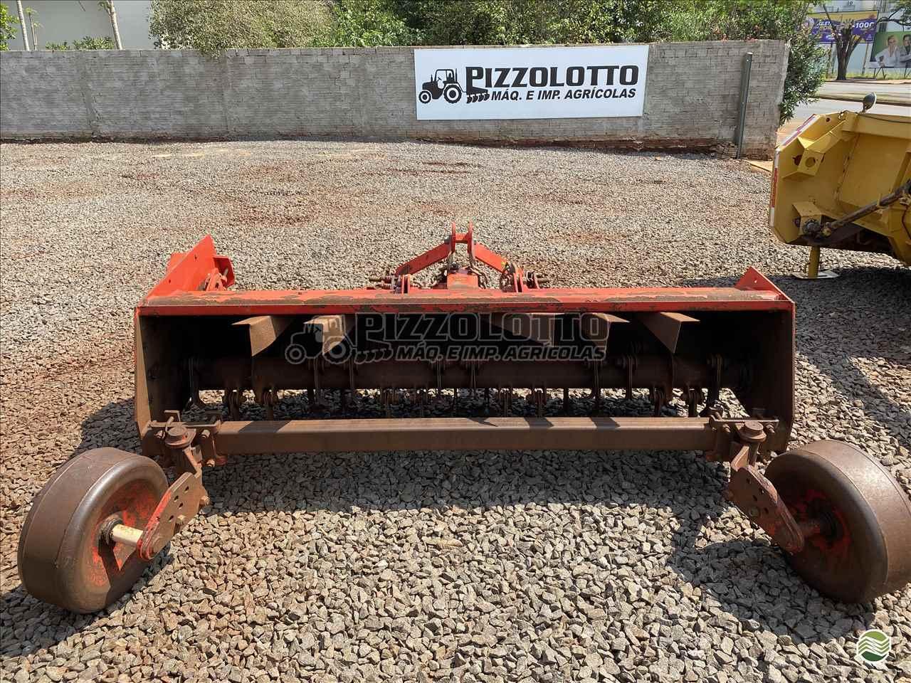 IMPLEMENTOS AGRICOLAS TRITURADOR LIMPEZA TRITURADOR HIDRÁULICO Pizzolotto Máquinas e Implementos Agricolas PALOTINA PARANÁ PR