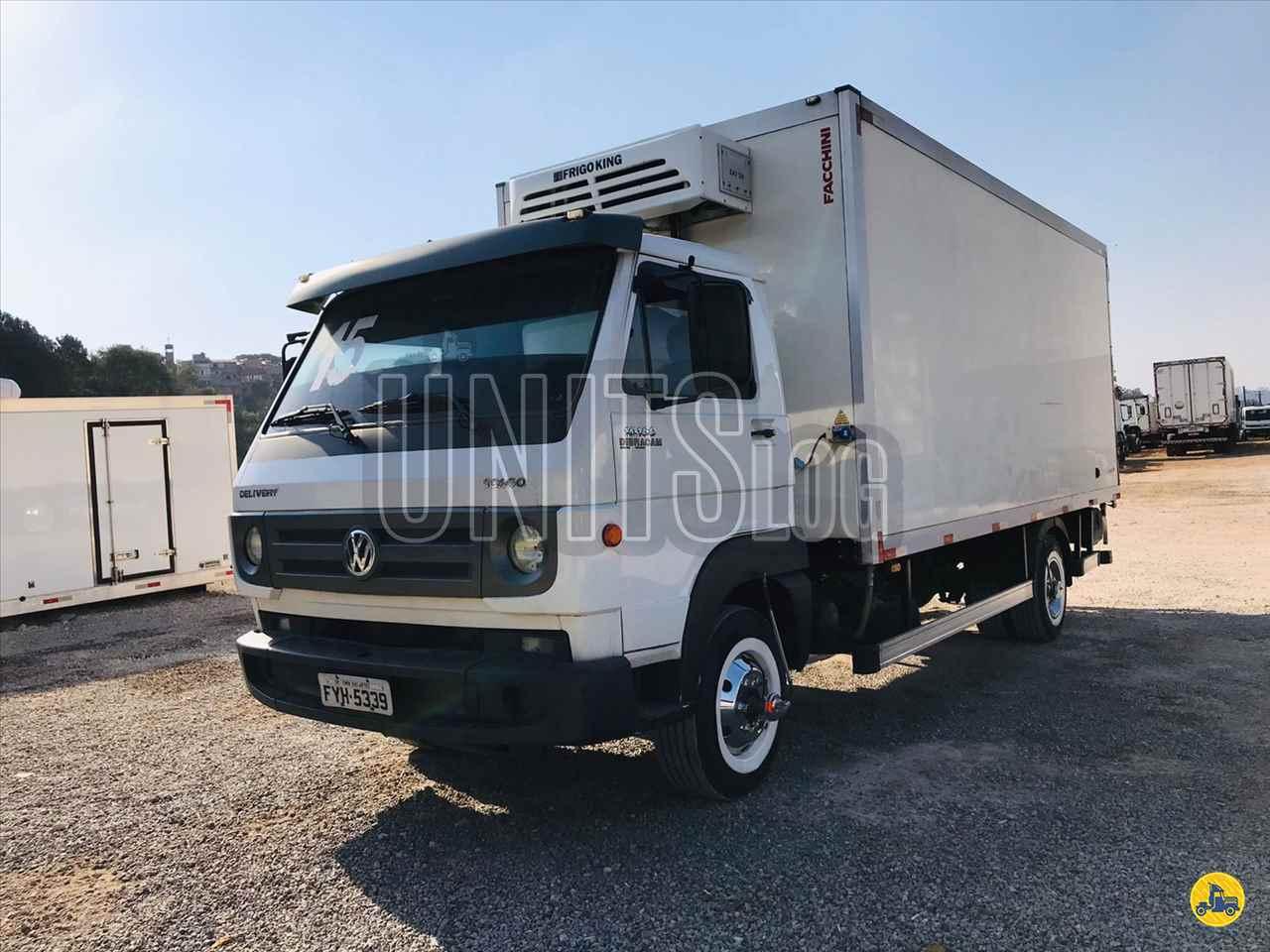 CAMINHAO VOLKSWAGEN VW 10160 Baú Térmico 3/4 4x2 Unitslog Caminhões ITAPECERICA DA SERRA SÃO PAULO SP