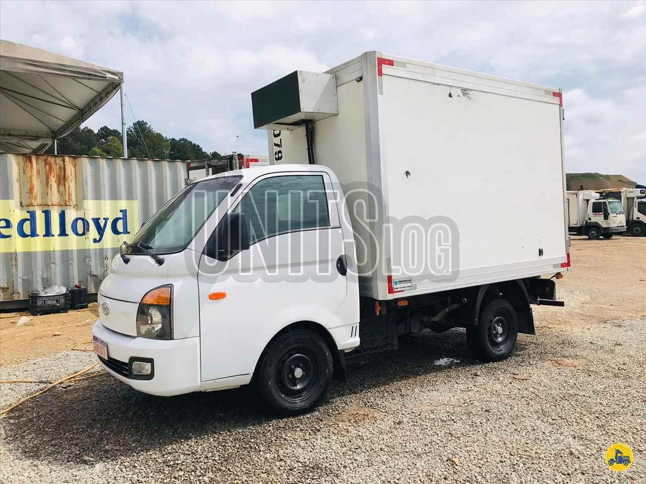 CAMINHAO HYUNDAI HR Baú Térmico 3/4 4x2 Unitslog Caminhões ITAPECERICA DA SERRA SÃO PAULO SP