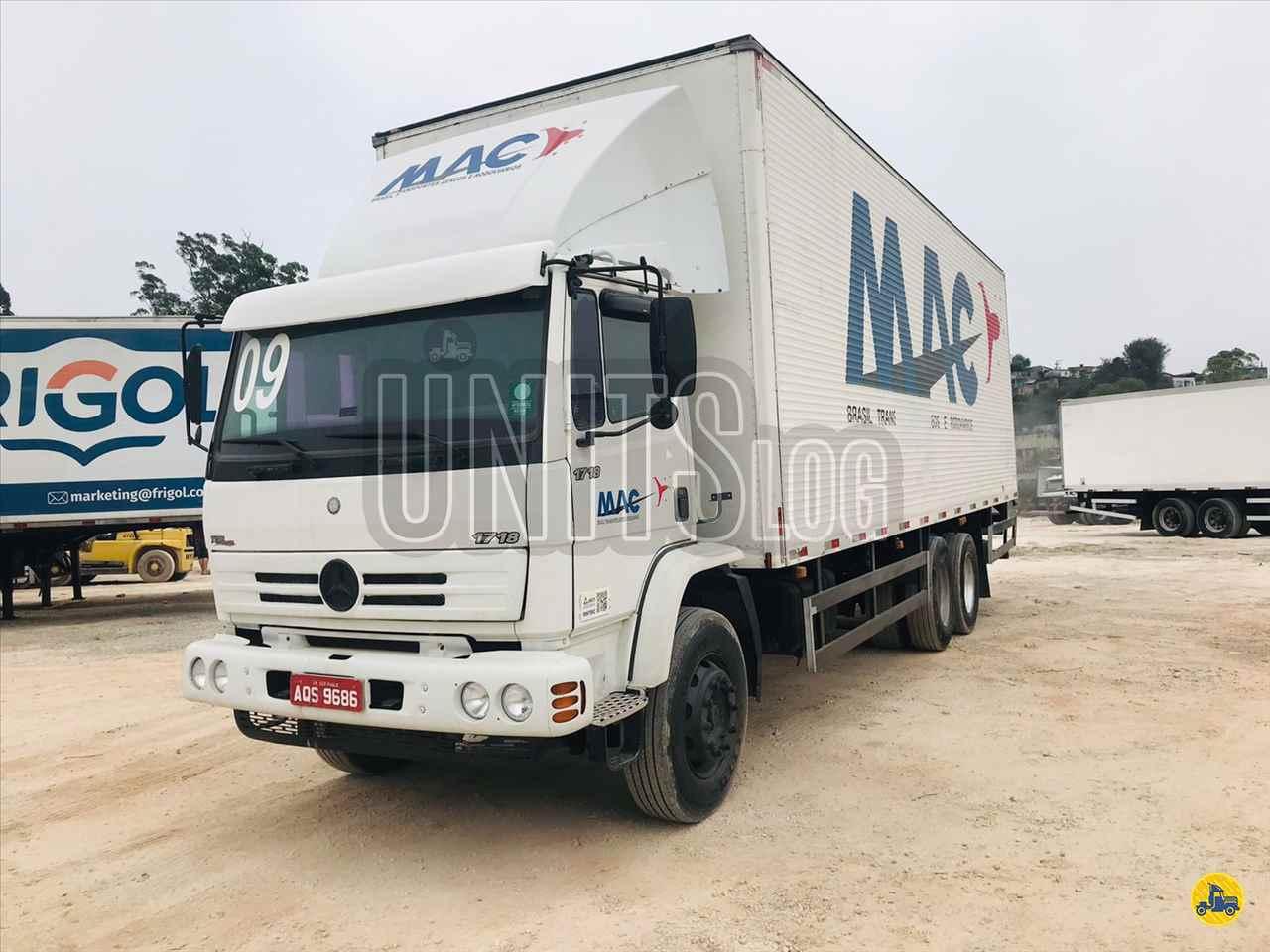 CAMINHAO MERCEDES-BENZ MB 1718 Baú Térmico 3/4 4x2 Unitslog Caminhões ITAPECERICA DA SERRA SÃO PAULO SP