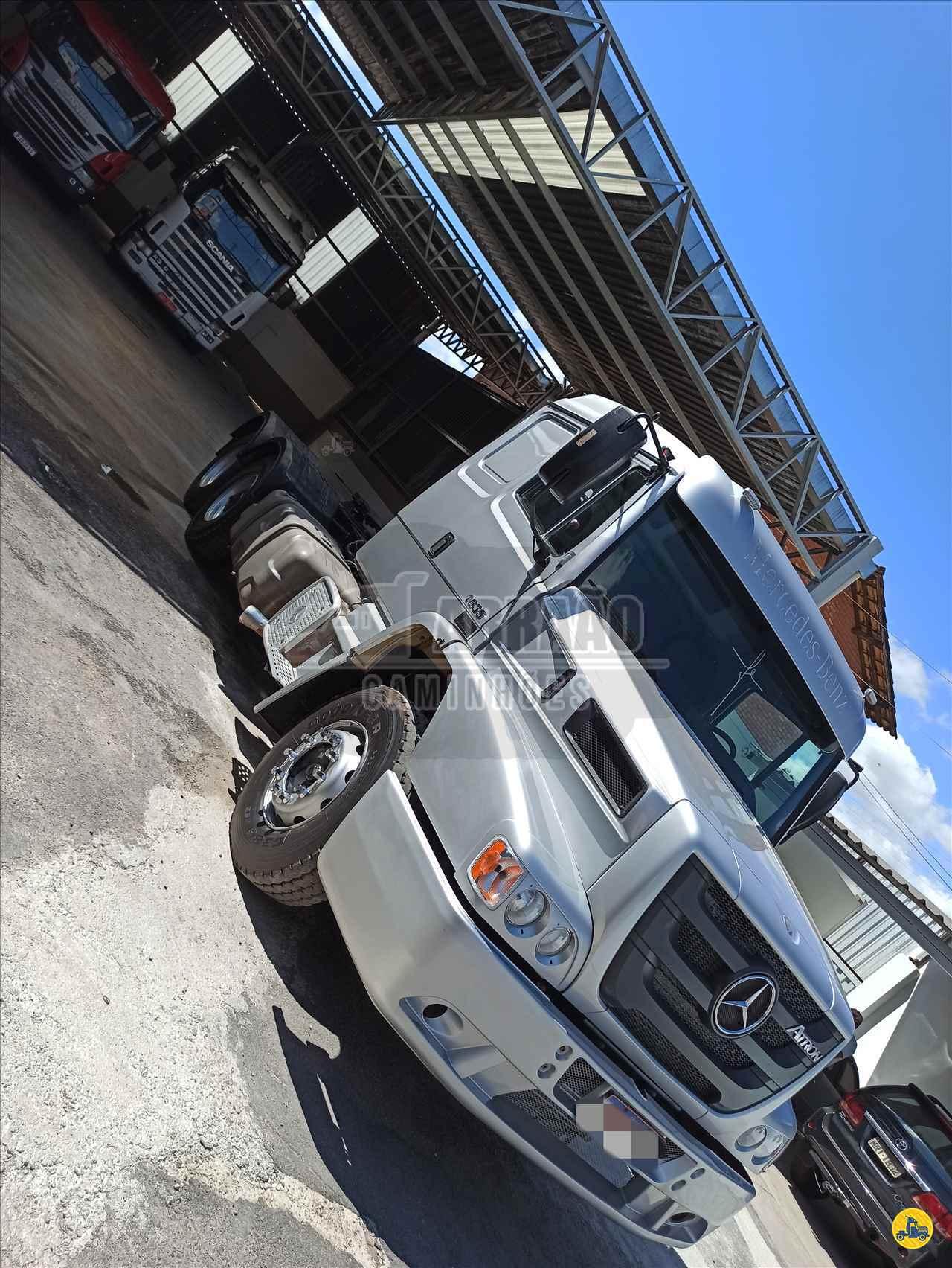 CAMINHAO MERCEDES-BENZ MB 1635 Cavalo Mecânico Truck 6x2 FSA Caminhões CONTAGEM MINAS GERAIS MG