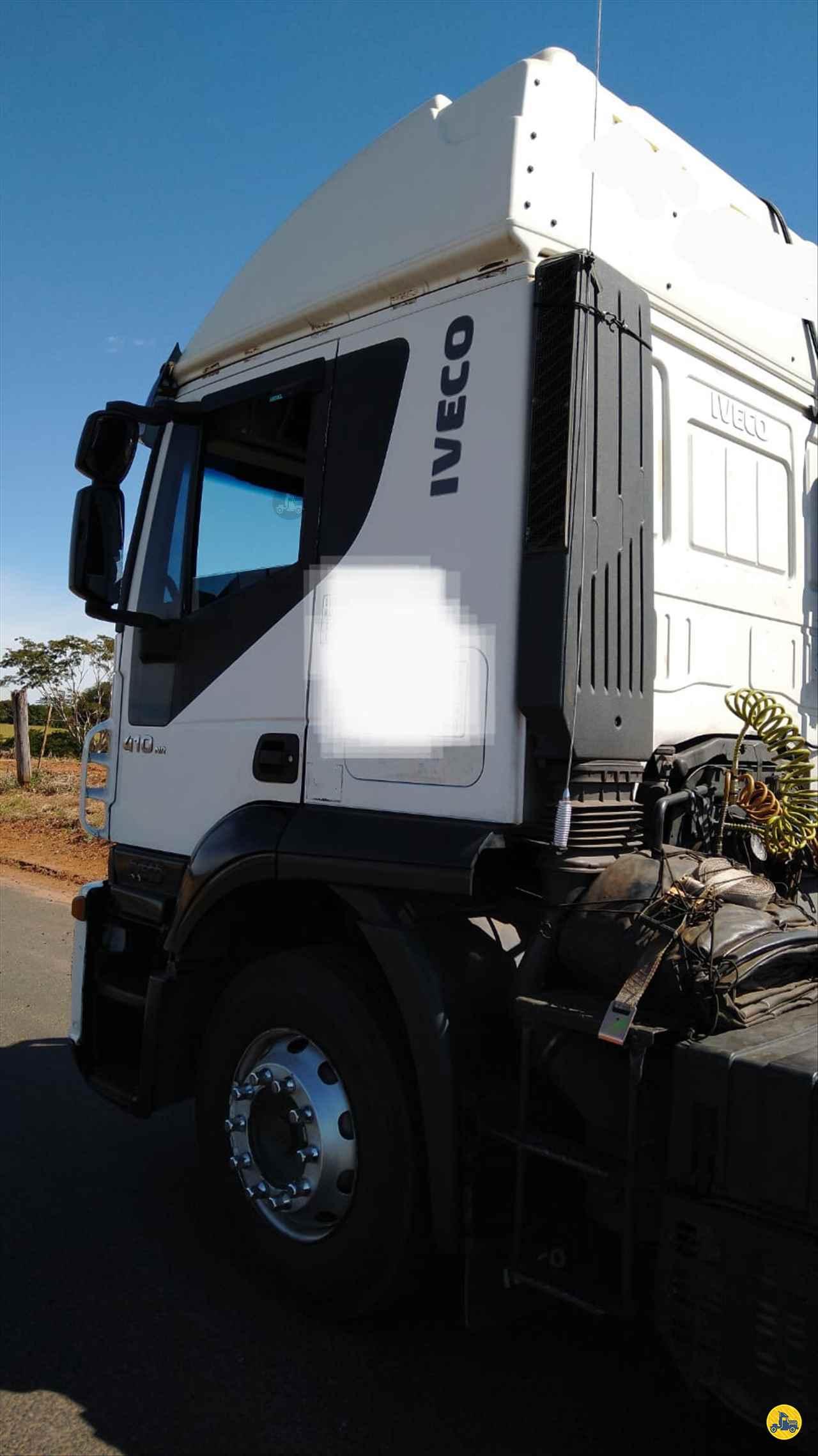 CAMINHAO IVECO STRALIS 410 Cavalo Mecânico Truck 6x2 Nei Caminhões ITAJAI SANTA CATARINA SC