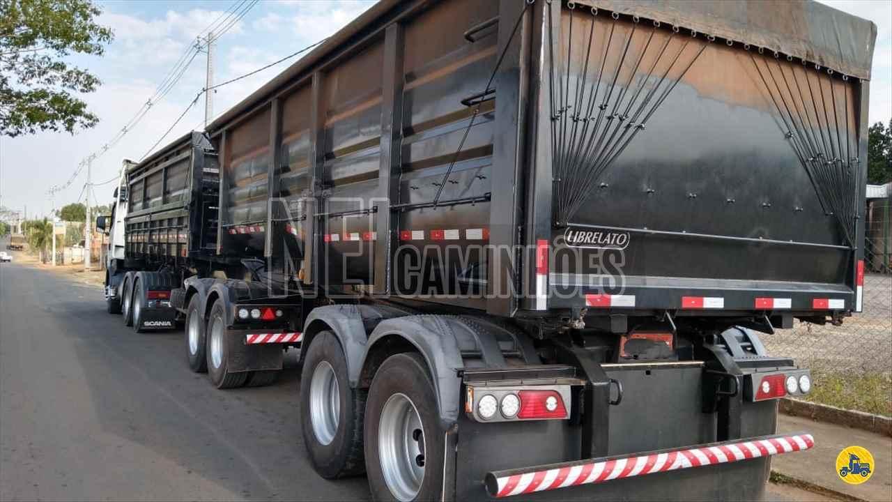 CARRETA SEMI-REBOQUE BASCULANTE Nei Caminhões ITAJAI SANTA CATARINA SC