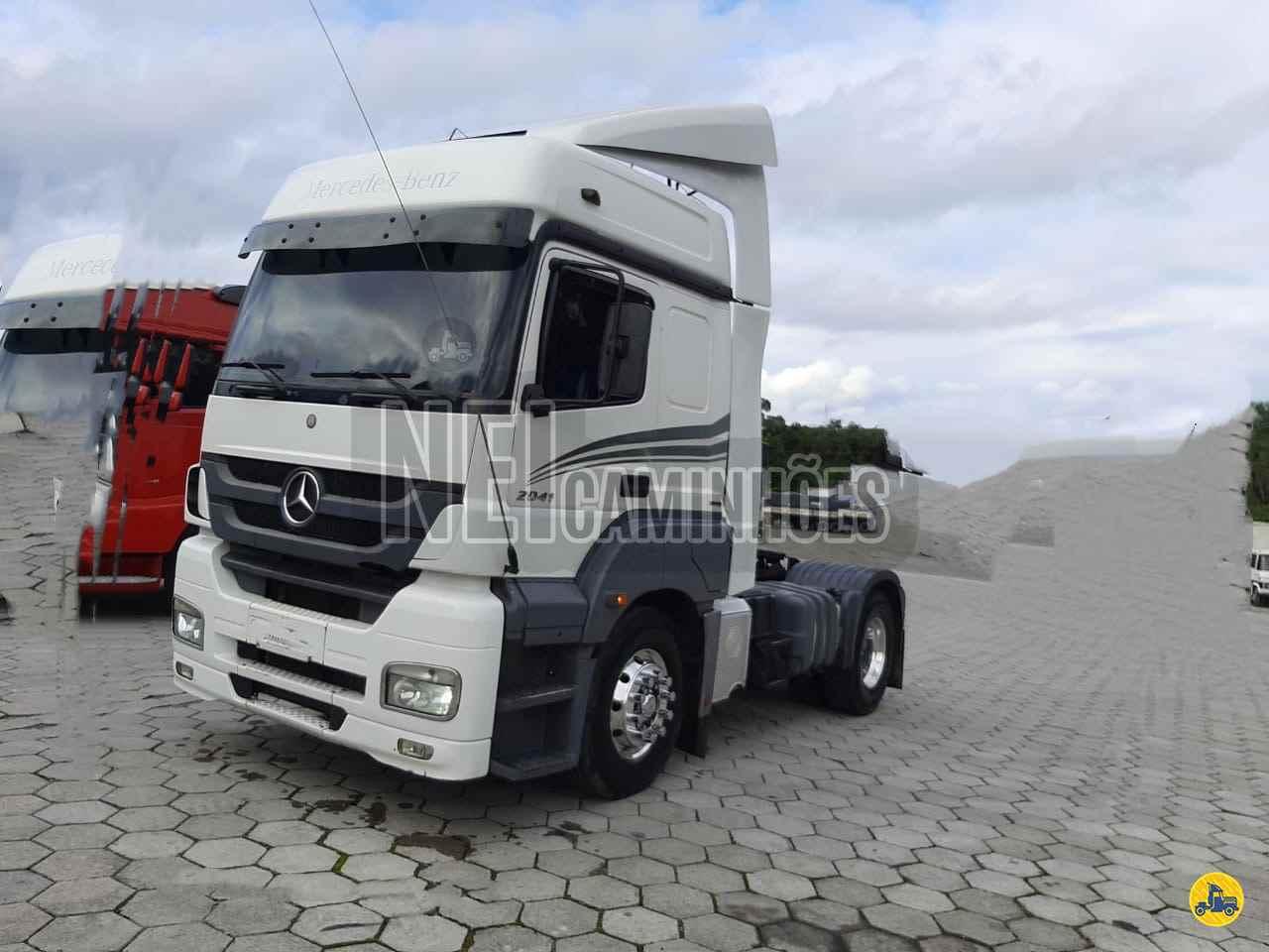 MB 2041 de Nei Caminhões - ITAJAI/SC