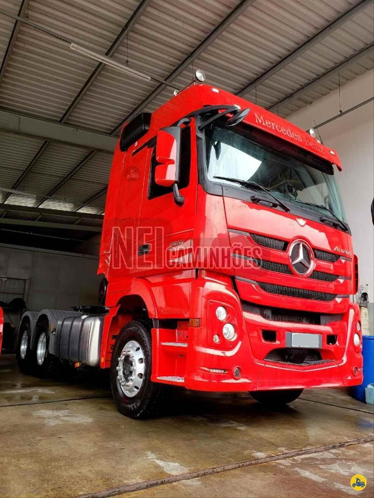 MB 2651 de Nei Caminhões - ITAJAI/SC