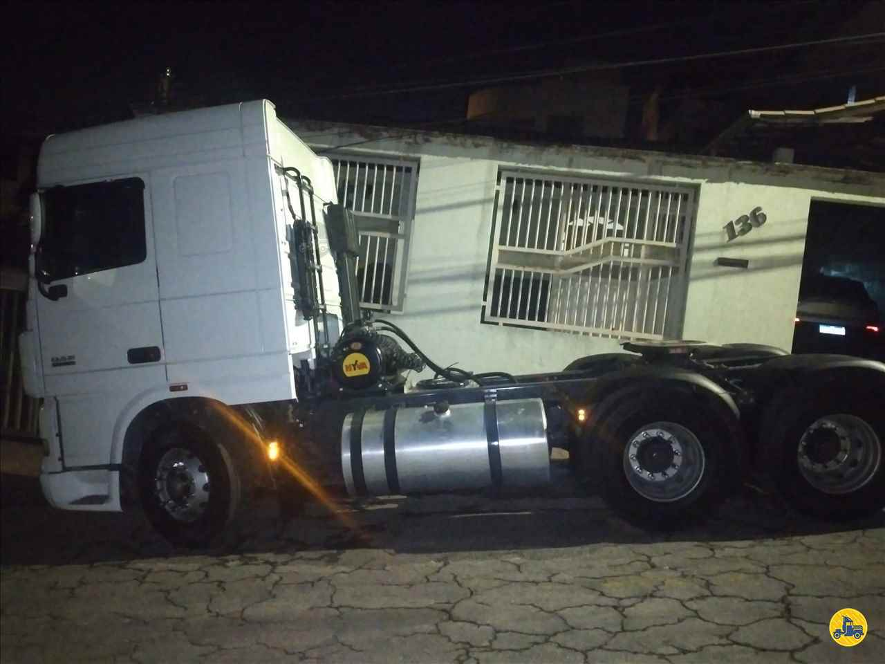 CAMINHAO DAF DAF XF105 460 Cavalo Mecânico Truck 6x2 Empilhamais Locação IPATINGA MINAS GERAIS MG