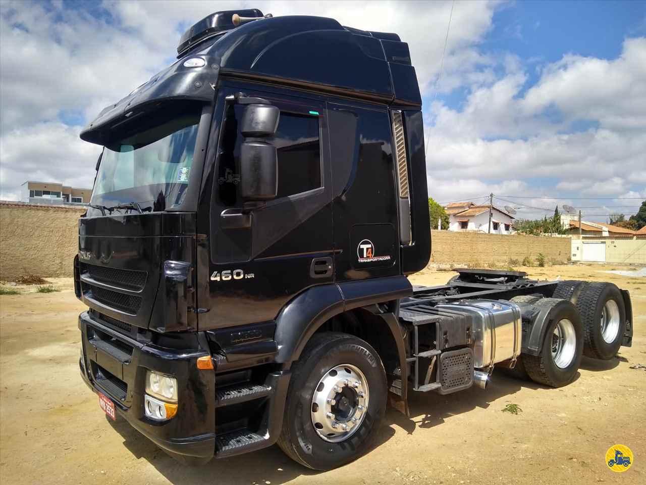 CAMINHAO IVECO STRALIS 460 Cavalo Mecânico Truck 6x2 Transportadora e Logística Quatro ITAMBE BAHIA BA