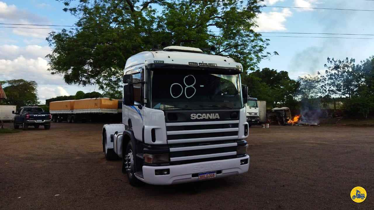 CAMINHAO SCANIA SCANIA P310 Cavalo Mecânico Toco 4x2 Cianorte Caminhões CIANORTE PARANÁ PR