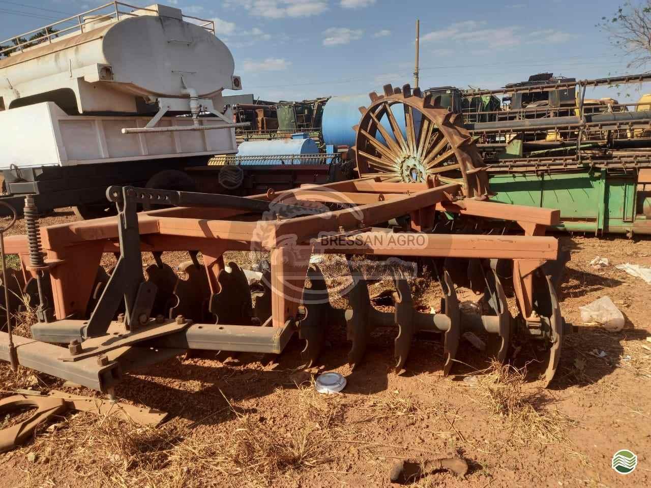 IMPLEMENTOS AGRICOLAS GRADE INTERMEDIÁRIA INTERMEDIÁRIA 28 DISCOS Bressan Agro VARZEA GRANDE MATO GROSSO MT