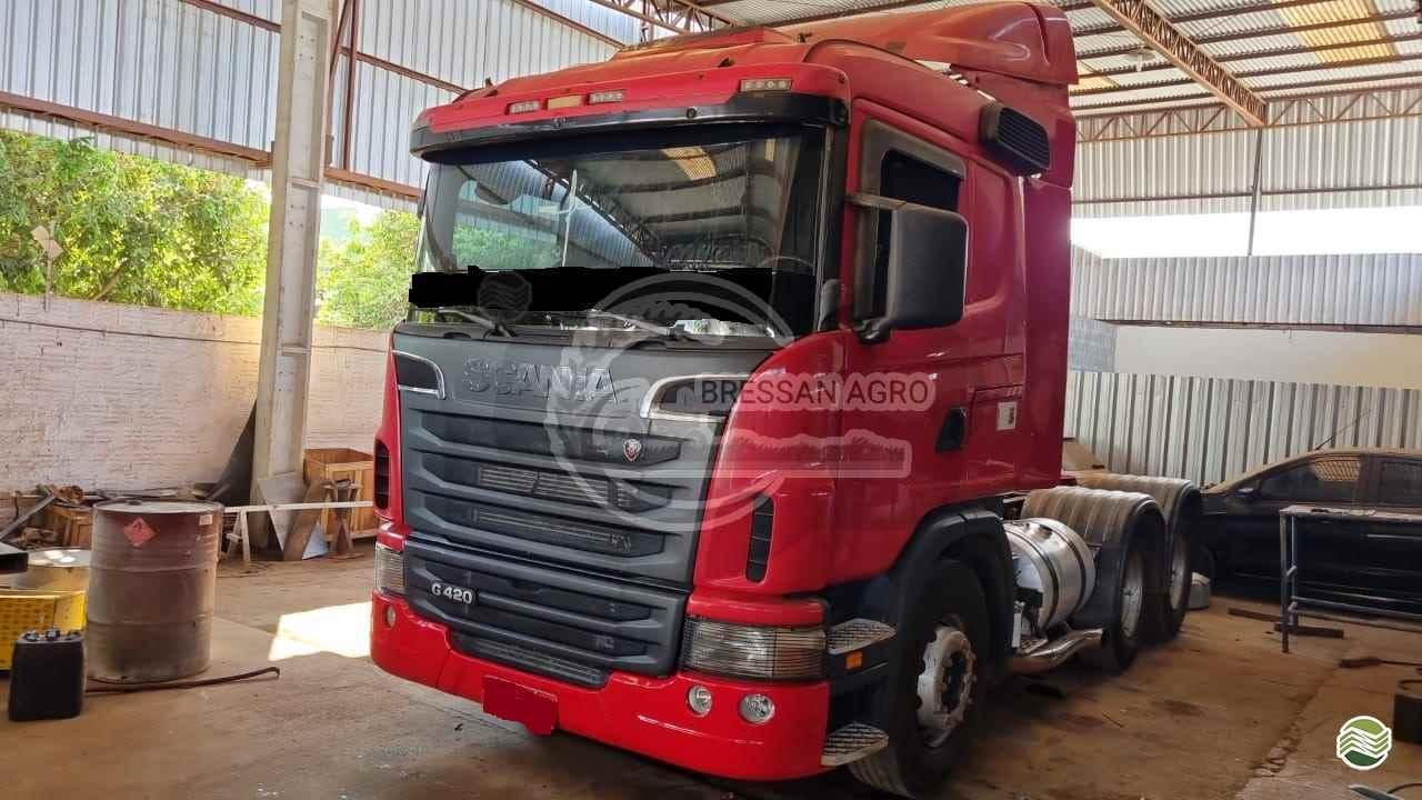 CAMINHAO SCANIA SCANIA 420 Cavalo Mecânico Traçado 6x4 Bressan Agro VARZEA GRANDE MATO GROSSO MT