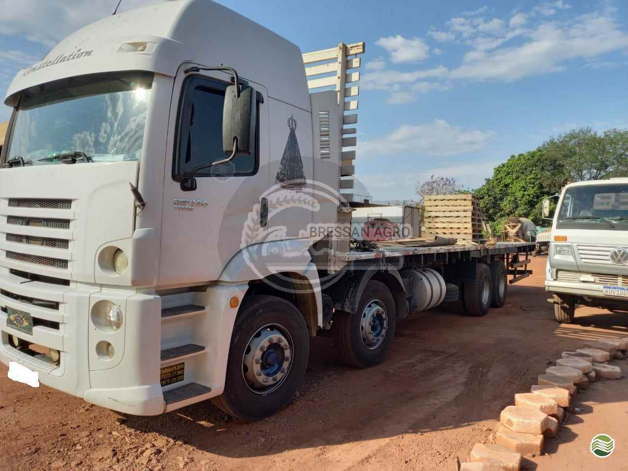 CAMINHAO VOLKSWAGEN VW 25320 Carga Seca BiTruck 8x2 Bressan Agro VARZEA GRANDE MATO GROSSO MT