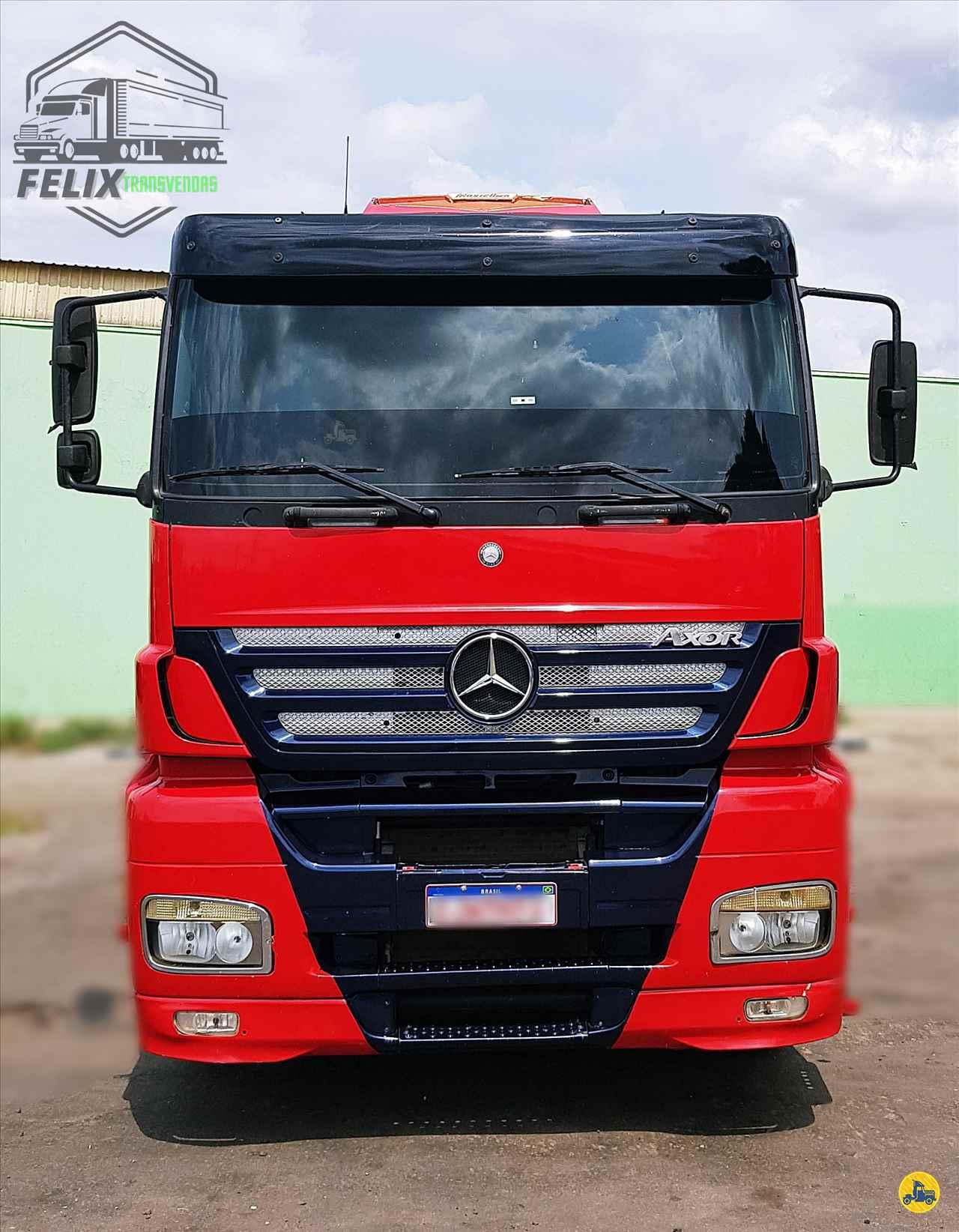 CAMINHAO MERCEDES-BENZ MB 2035 Cavalo Mecânico Toco 4x2 Felix Transvendas CAMPINAS SÃO PAULO SP