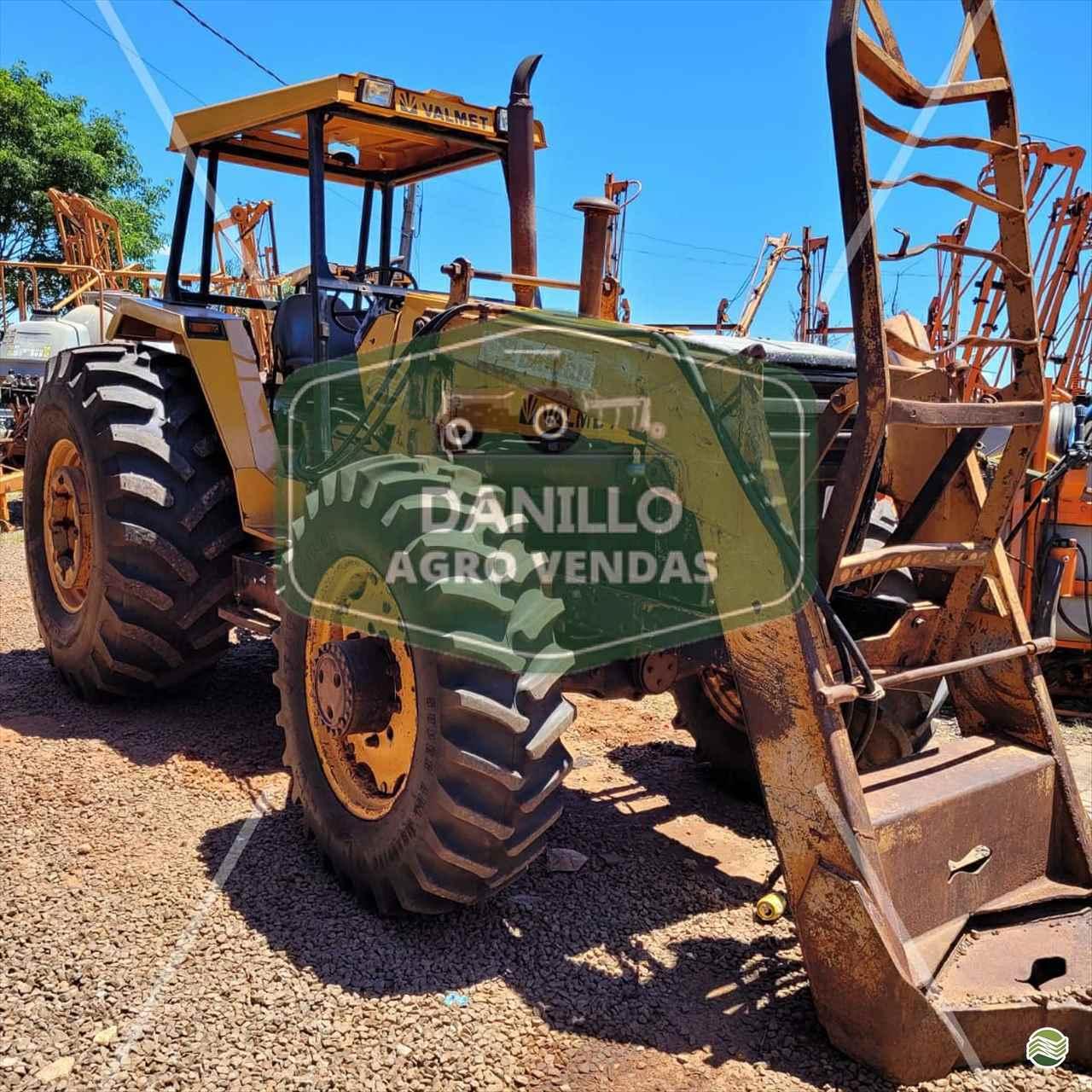 TRATOR VALMET VALMET 1280 Tração 4x4 Danillo Agro Vendas UMUARAMA PARANÁ PR